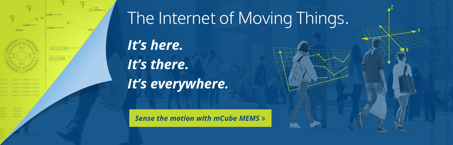 internet of moving things mcube