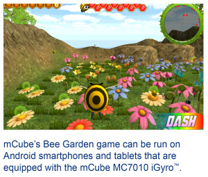 mCube Bee Game Image png, jpg