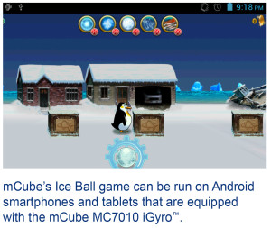 mCube Penguin Game Image png, jpg