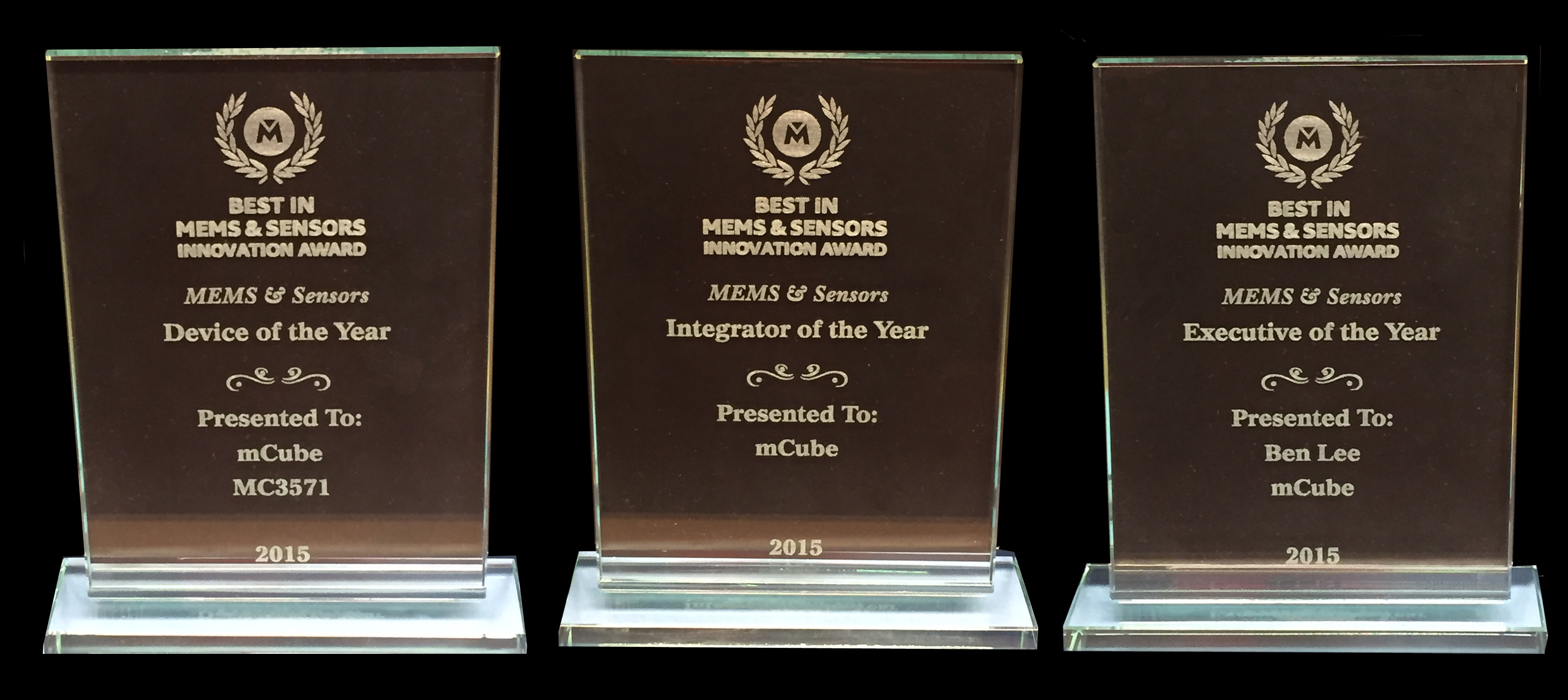 mCube won 3 Best in MEMS and Sensors Innovation Awards jpg